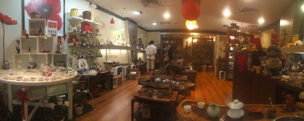 Topotea Tea Shop